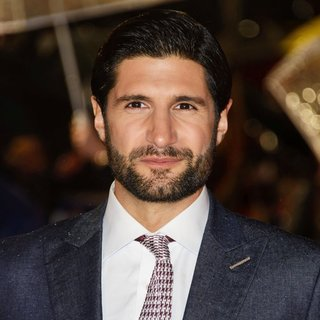 Kayvan Novak in World Premiere of Cuban Fury - Arrivals