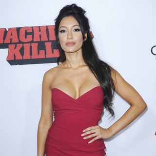 Kea Ho in Premiere of Open Road Films' Machete Kills