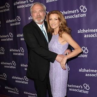 James Keach, Jane Seymour in The 20th Annual A Night at Sardi's Fundraiser and Awards Dinner - Arrivals