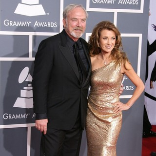 James Keach, Jane Seymour in 54th Annual GRAMMY Awards - Arrivals