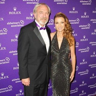 James Keach, Jane Seymour in Rita Hayworth Gala