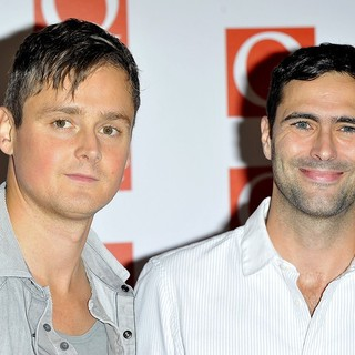 Keane in The Q Awards 2012 - Arrivals - keane-q-awards-2012-01