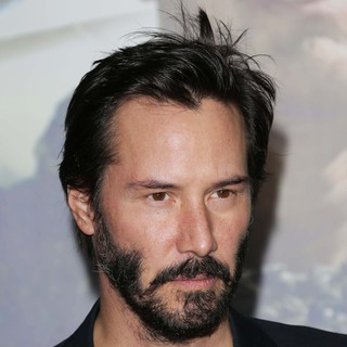 Keanu Reeves in The Cloud Atlas Los Angeles Premiere