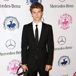 Keegan Allen in 26th Anniversary Carousel of Hope Ball - Presented by Mercedes-Benz - Arrivals