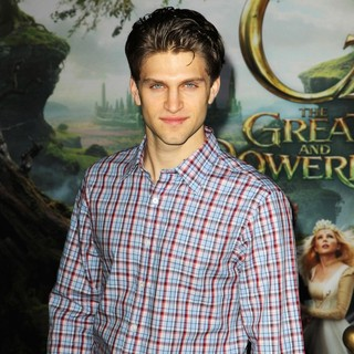 Keegan Allen in Oz: The Great and Powerful - Los Angeles Premiere - Arrivals