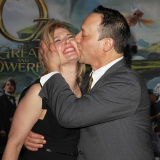 Suzanne Keilly, Ted Raimi in Oz: The Great and Powerful - Los Angeles Premiere - Arrivals