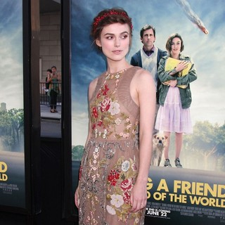 Keira Knightley in 2012 Los Angeles Film Festival Premiere of  Seeking a Friend for the End of the World