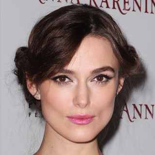 Keira Knightley in Los Angeles Premire of Anna Karenina