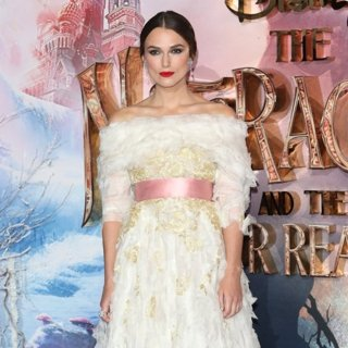 Keira Knightley in The Nutcracker and The Four Realms European Gala Screening - Arrivals