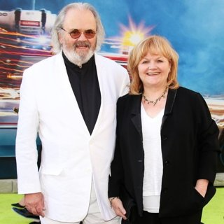 David Keith, Lesley Nicol in Los Angeles Premiere of Ghostbusters - Arrivals