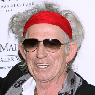 Keith Richards in The 3rd Annual Norman Mailer Center Gala - keith-richards-3rd-annual-norman-mailer-center-gala-01