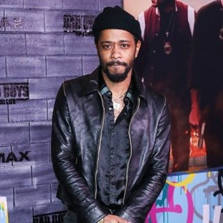 Keith Stanfield in Premiere of Columbia Pictures' Bad Boys for Life