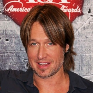 Keith Urban in 2012 American Country Awards - Press Room