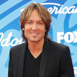 Keith Urban in American Idol Finale Results Show Live - Arrivals