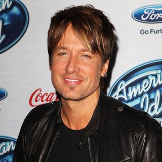 Keith Urban in FOX's American Idol XIII Finalists Party