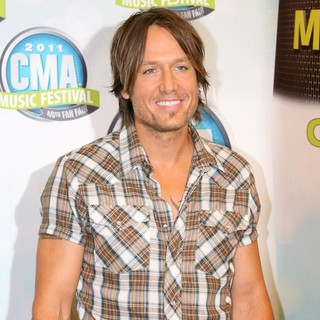Keith Urban in CMA Festival Press Conference