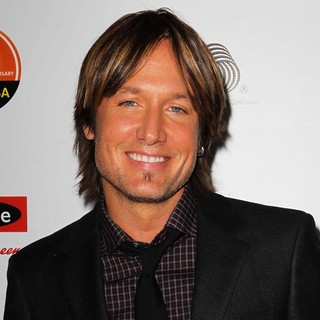 Keith Urban in G'Day USA 2013 Black Tie Gala - Arrivals