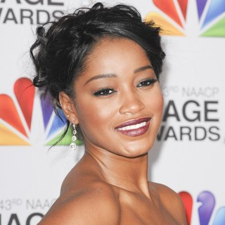 Keke Palmer in The 43rd Annual NAACP Awards - Arrivals