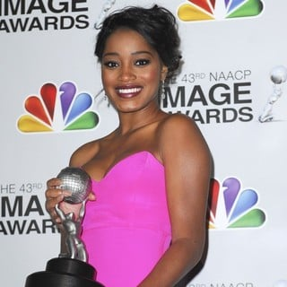 Keke Palmer in The 43rd Annual NAACP Awards - Press Room