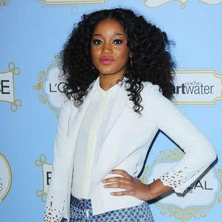 Keke Palmer in 6th Annual Essence Black Women in Hollywood Luncheon