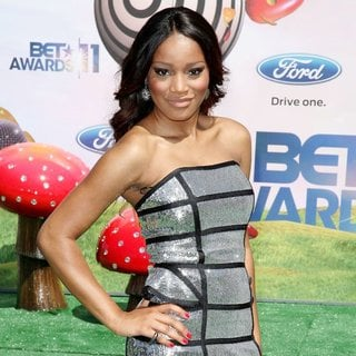 Keke Palmer in BET Awards 2011