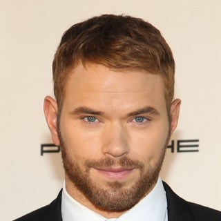 Kellan Lutz in The 19th Annual Critics' Choice Awards