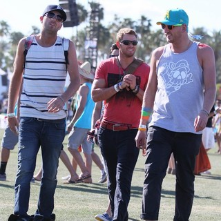 Kellan Lutz in Celebrities at The 2012 Coachella Valley Music and Arts Festival - Day 2