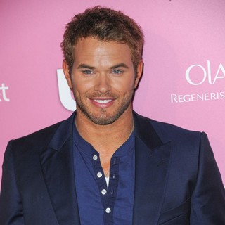 Kellan Lutz in The 2012 US Hot Hollywood Party - Arrivals