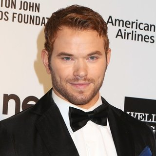 Kellan Lutz in 22nd Annual Elton John AIDS Foundation Academy Awards Viewing Party - Arrivals