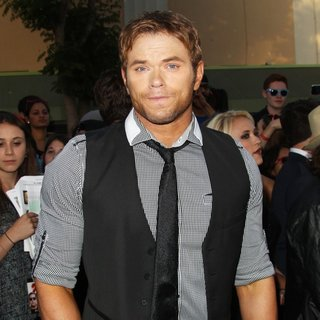 Kellan Lutz in Premiere of Columbia Pictures' 22 Jump Street