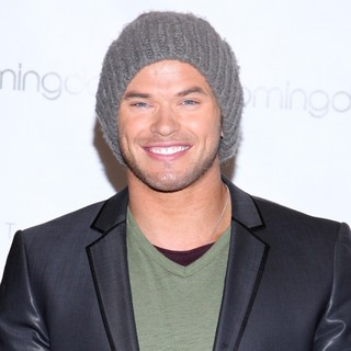 Kellan Lutz in The Launch of The Spring Collections for Dylan George and Abbot Plus Main