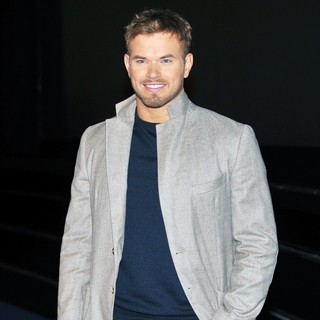 Kellan Lutz in The Twilight Saga's Breaking Dawn Part II Photocall
