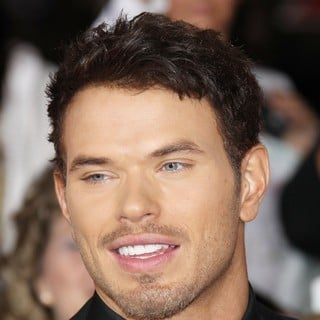 Kellan Lutz in The Twilight Saga's Breaking Dawn Part I World Premiere