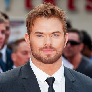 Kellan Lutz in The Expendables 3 - UK Film Premiere - Arrivals