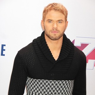 Kellan Lutz in Offical Media Confirmation - Z100's Jingle Ball 2013