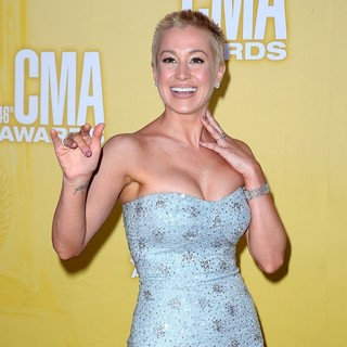 Kellie Pickler in 46th Annual CMA Awards
