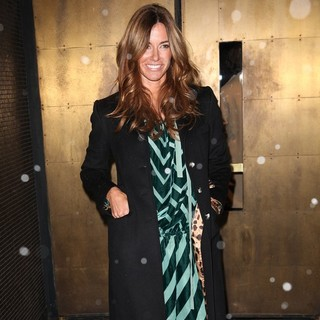 Kelly Bensimon in Warm Bodies Premiere