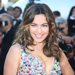 Kelly Brook in Killing Them Softly Premiere - During The 65th Cannes Film Festival