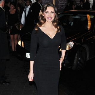 Kelly Brook - The British Fashion Awards 2012 - Arrivals