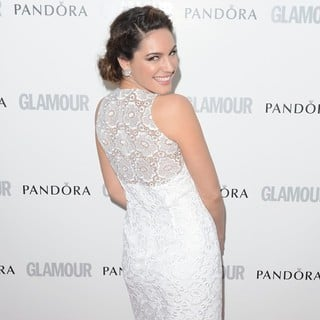 Kelly Brook in The Glamour Women of The Year Awards 2012 - Arrivals