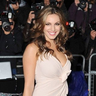 Kelly Brook in GQ Men of The Year Awards 2011 - Arrivals