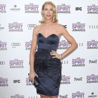 Kelly Lynch in 27th Annual Independent Spirit Awards - Arrivals