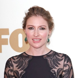 Kelly Macdonald in The 63rd Primetime Emmy Awards - Arrivals