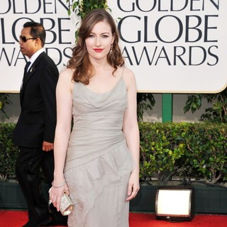 Kelly Macdonald in 68th Annual Golden Globe Awards - Arrivals