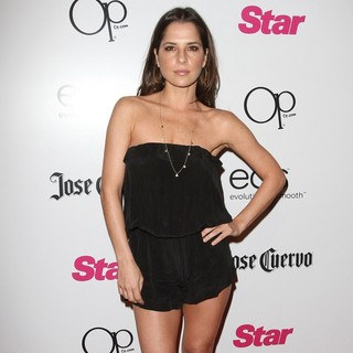 Kelly Monaco in Star Magazine's 3rd Annual All Hollywood Party