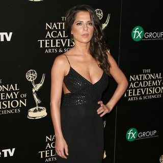 Kelly Monaco in The 41st Annual Daytime Emmy Awards - Arrivals