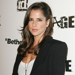 Kelly Monaco in Official Launch Party for The Most Anticipated Video Game of The Year Rage - kelly-monaco-launch-party-video-game-rage-03