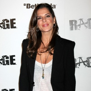 Kelly Monaco in Official Launch Party for The Most Anticipated Video Game of The Year Rage - kelly-monaco-launch-party-video-game-rage-04