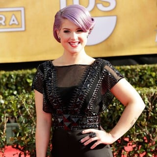 Kelly Osbourne in 19th Annual Screen Actors Guild Awards - Arrivals