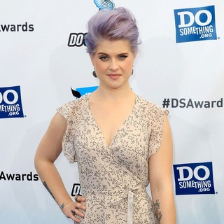 Kelly Osbourne in The DoSomething.org and VH1's 2012 Do Something Awards